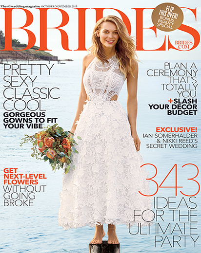 Brides October November Cover 2015