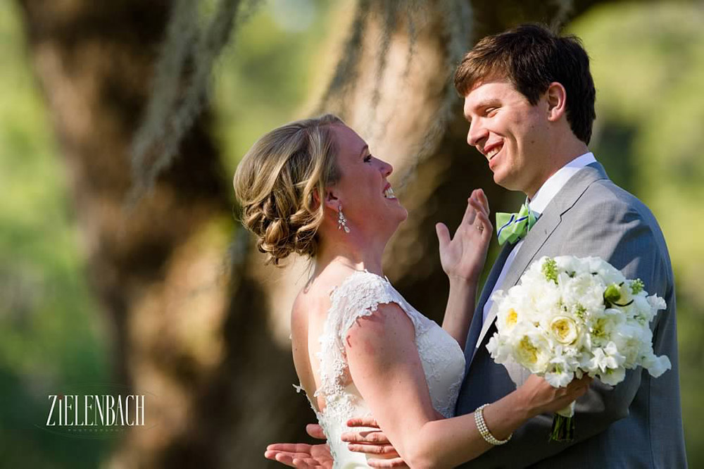Palmetto Bluff Wedding Moments