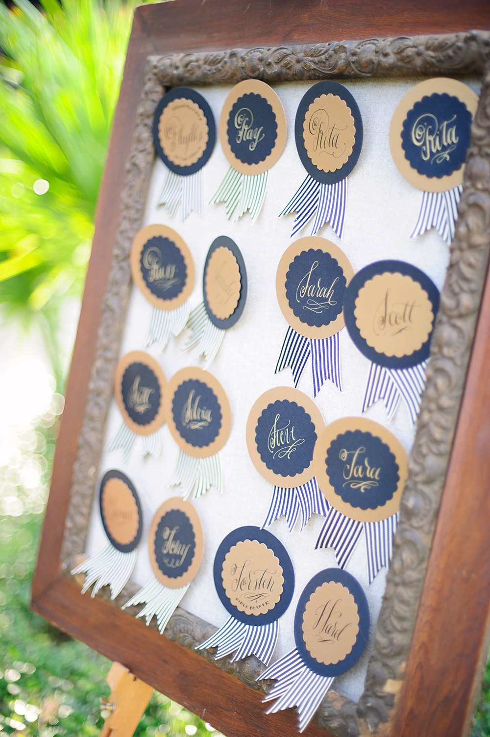 Wedding Details by Kelli Corn