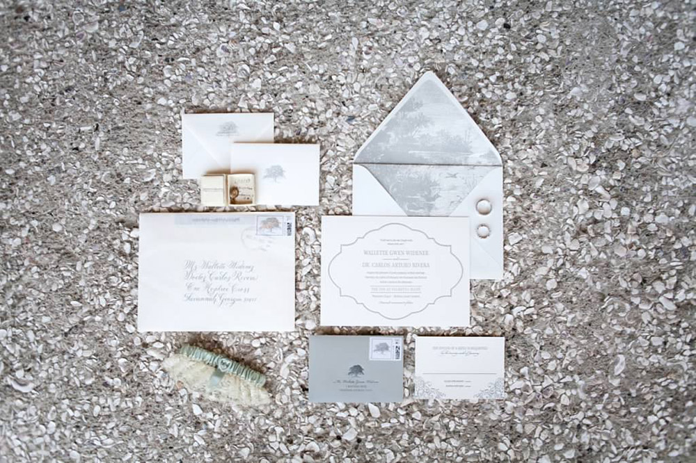 Lowcountry Wedding Details by Kelli Corn