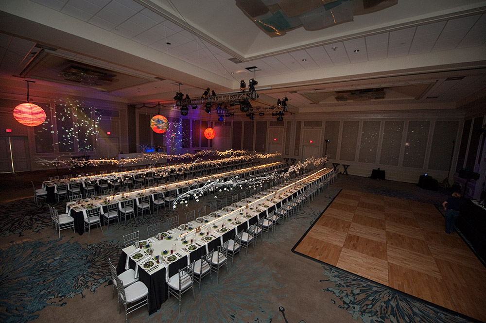 Hilton Head Event Designs for Weddings