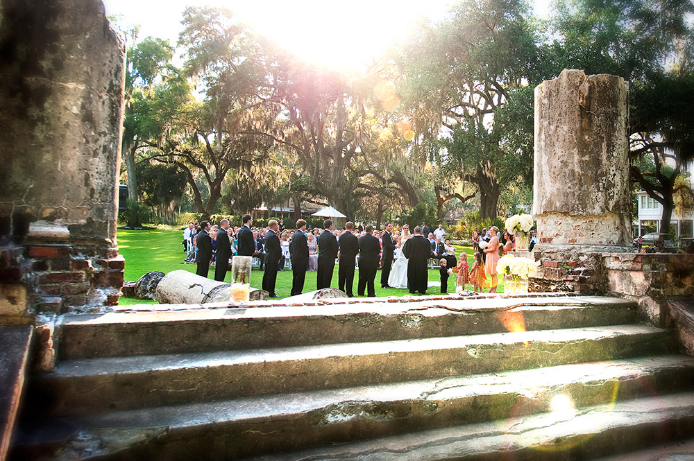 Outdoor Weddings In The Lowcountry