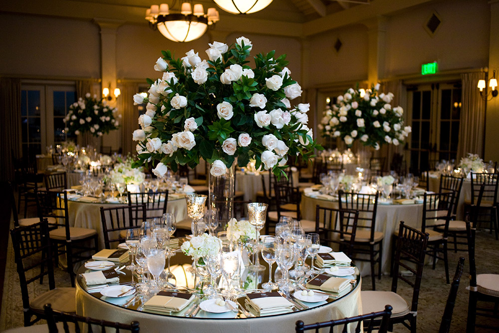 Lowcountry Wedding Table Scape Designs