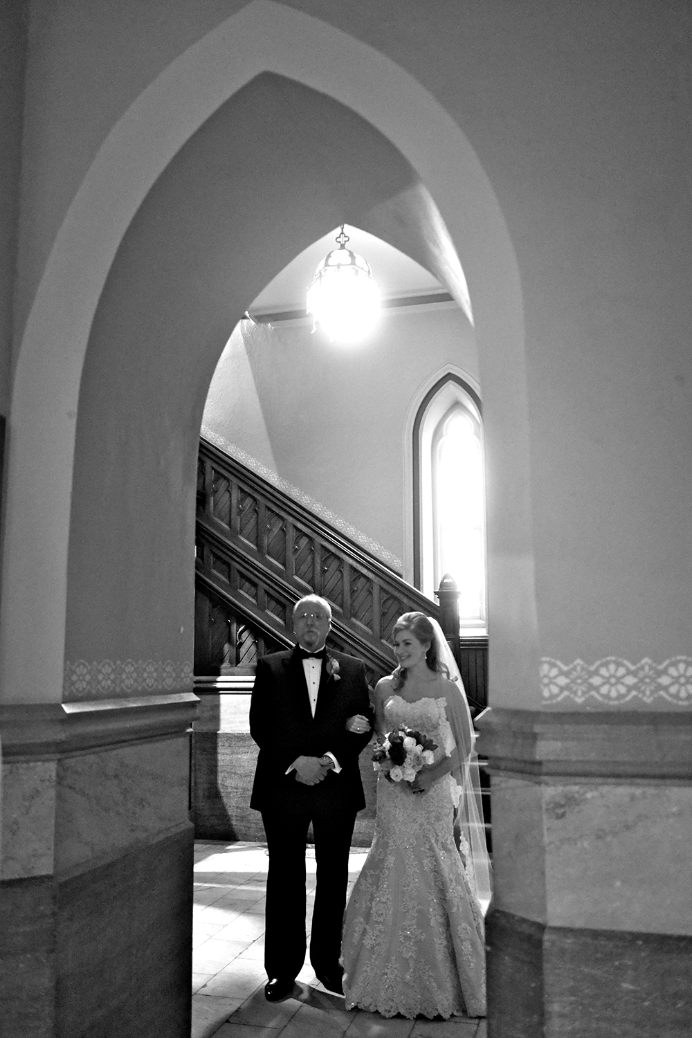 Walking Down The Isle
