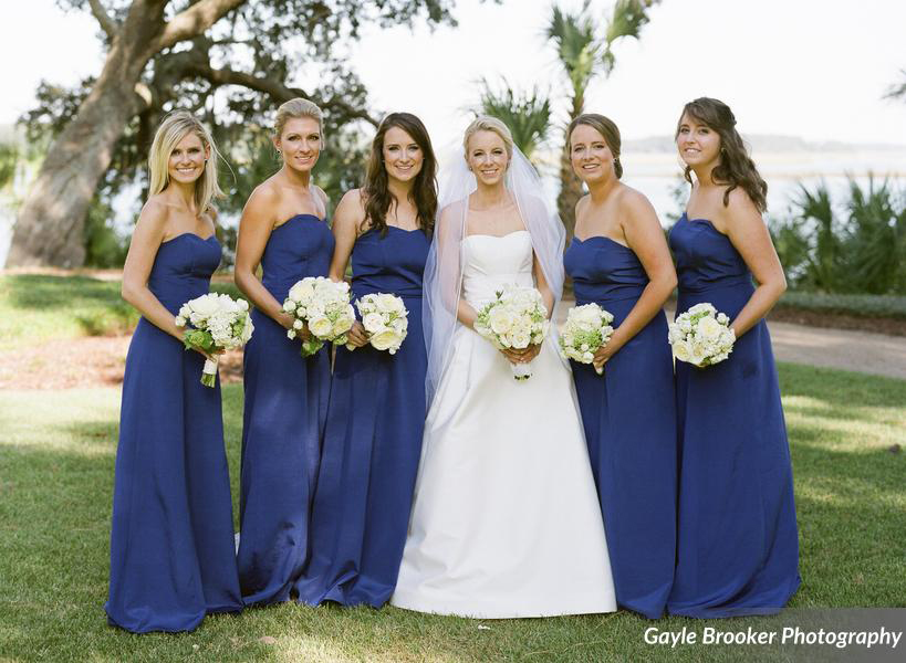 Palmetto Bluff Brides and Maids