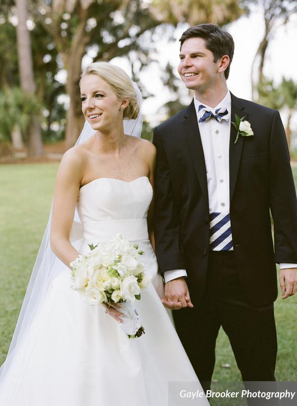 A Palmetto Bluff Wedding by Kelli Corn