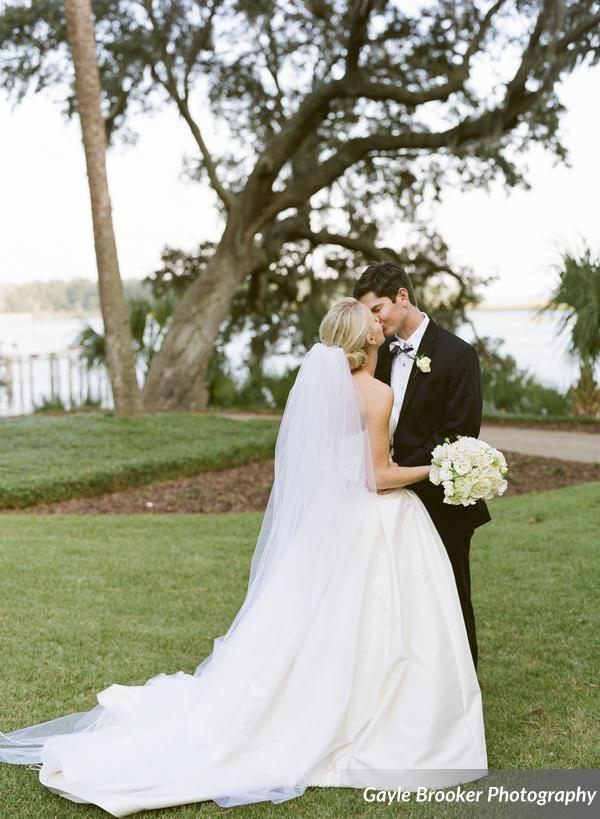 Sarah & Michael's Palmetto Bluff Wedding